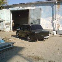 ВАЗ 2101 Black Cooper.История.
