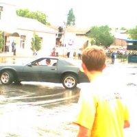 Техношоу на Советской.День молодежи 2006.