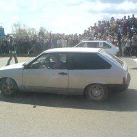Drag racing.Официальное открытие сезона 2007 в Оренбурге