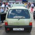 Автофестиваль на Советской 2009.Оренбург.День молодежи.