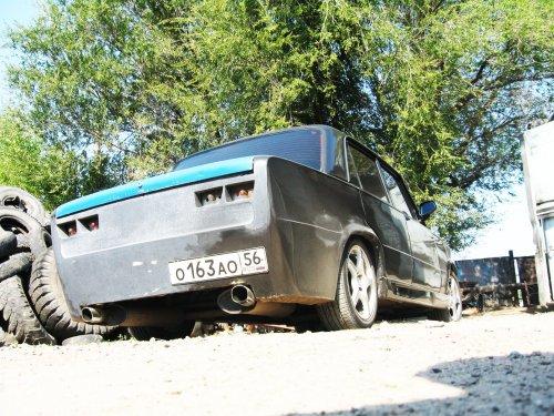ВАЗ 2101 Black Cooper