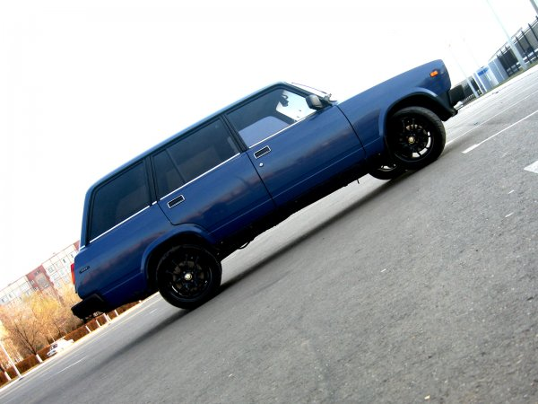 ВАЗ 2104 turbo Оренбург