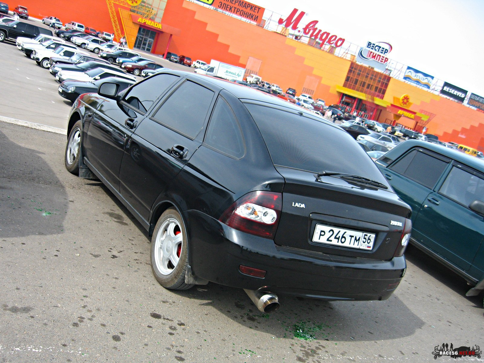 Автоспорт в оренбурге