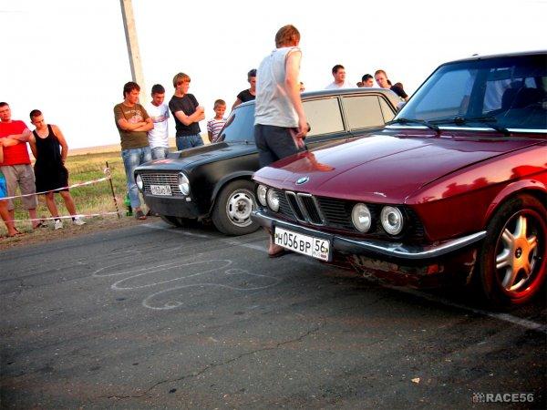 24 июля - Unlegal Racing (II этап) г.Оренбург